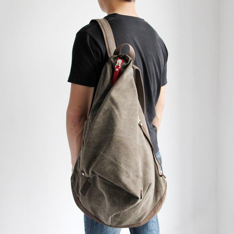 ac9c96f6909f Винтажные женские рюкзаки мужские парусиновые школьный рюкзак для ноутбука  сумка для ноутбука мужчины рюкзак Элитный бренд логотип SAC DOS Femme | Рюкзаки  с ...