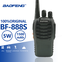 Buy Baofeng BF-888S 5W Classic Walkie Talkie UHF Radio 400-470MHz Handheld Ham Radio Portable BF 888S Scan Monitor BF888S CB Radio directly from merchant!