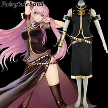Hot anime VOCALOID Megurine Luka cosplay costume Halloween costumes for  adult women sexy costumes Megurine Luka bfec3ac743e2