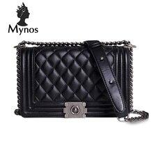 Luxury Fashion Brand Designer Handbags Small Women Bags Ladies Black Plaid Cover Big Crossbody Bags For Women SAC A MAIN Femme