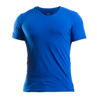 Men Fitness T Shirts Bodybuilding Tee Gyms Clothing Slim T Shirt 95 Cotton 5 Spandex Workout