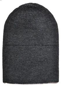 Image 4 - 100% Super Fine merino wool men women unisex Beanie Hat Sports warmer thermal winter outdoors Ribbed Knit Warden TAD Style Cap