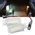 Светодиодный внутренний светильник Footwell для чемодана Audi A2 A3 S3 A4 B5 B6 B7 B8 A5 S5 A6 C5 C6 A7 A8 RS4 RS6 R8 TT TTS