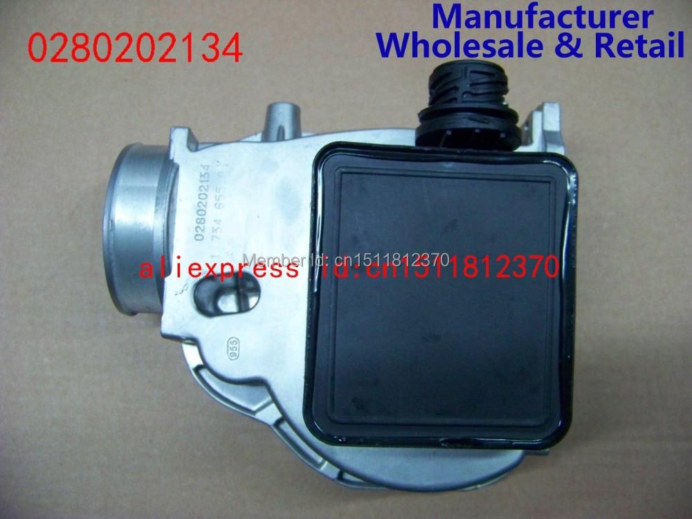 New Mass Air Flow Meter MAF Sensor 0280202134 13621734657 17346559 FOR BMW 3 5 E30 E34
