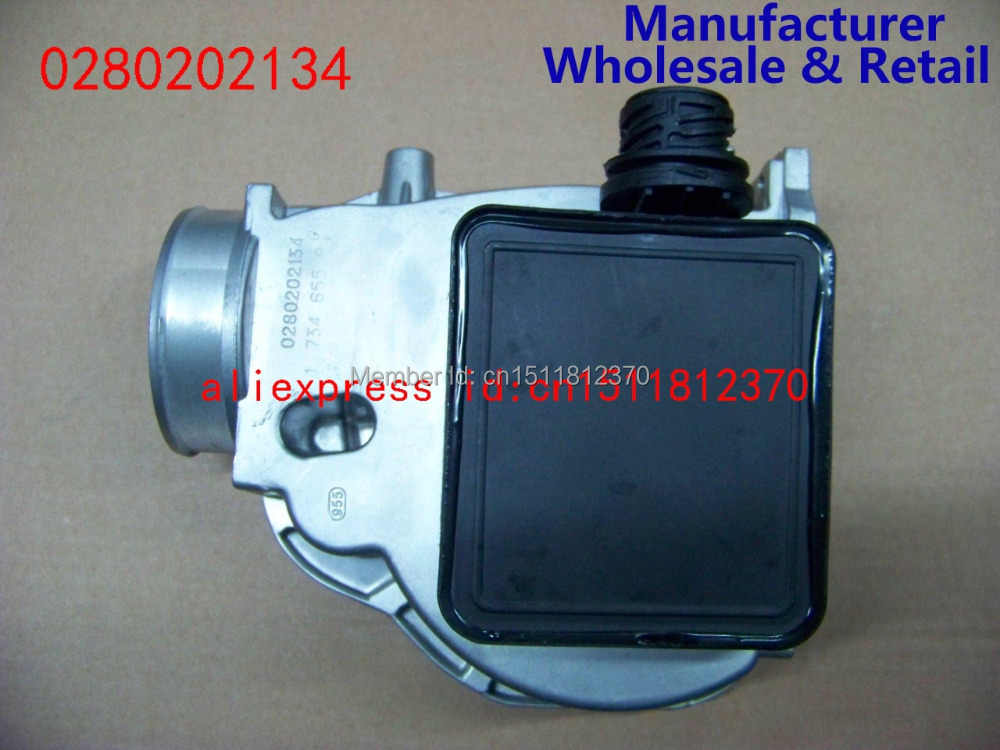 ใหม่ Mass Air Flow MAF Sensor 0280202134 13621734657 17346559 สำหรับ BMW 3 5 E30 E34 E36 Z3 1.8 318i 318is ti 518i 518q