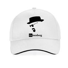 movie Bad Heisenberg Funny Men Baseball Cap High Quality 100% Cotton print women adjustable Snapback Hats gorras bone