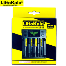 Liitokala Lii-S2 Lii-S4 Battery Charger, Charging 18650 1835
