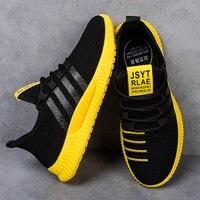 Дышащая беговая Обувь; Новинка; удобная спортивная обувь; Мужская обувь; прогулочная беговая Обувь; повседневная обувь