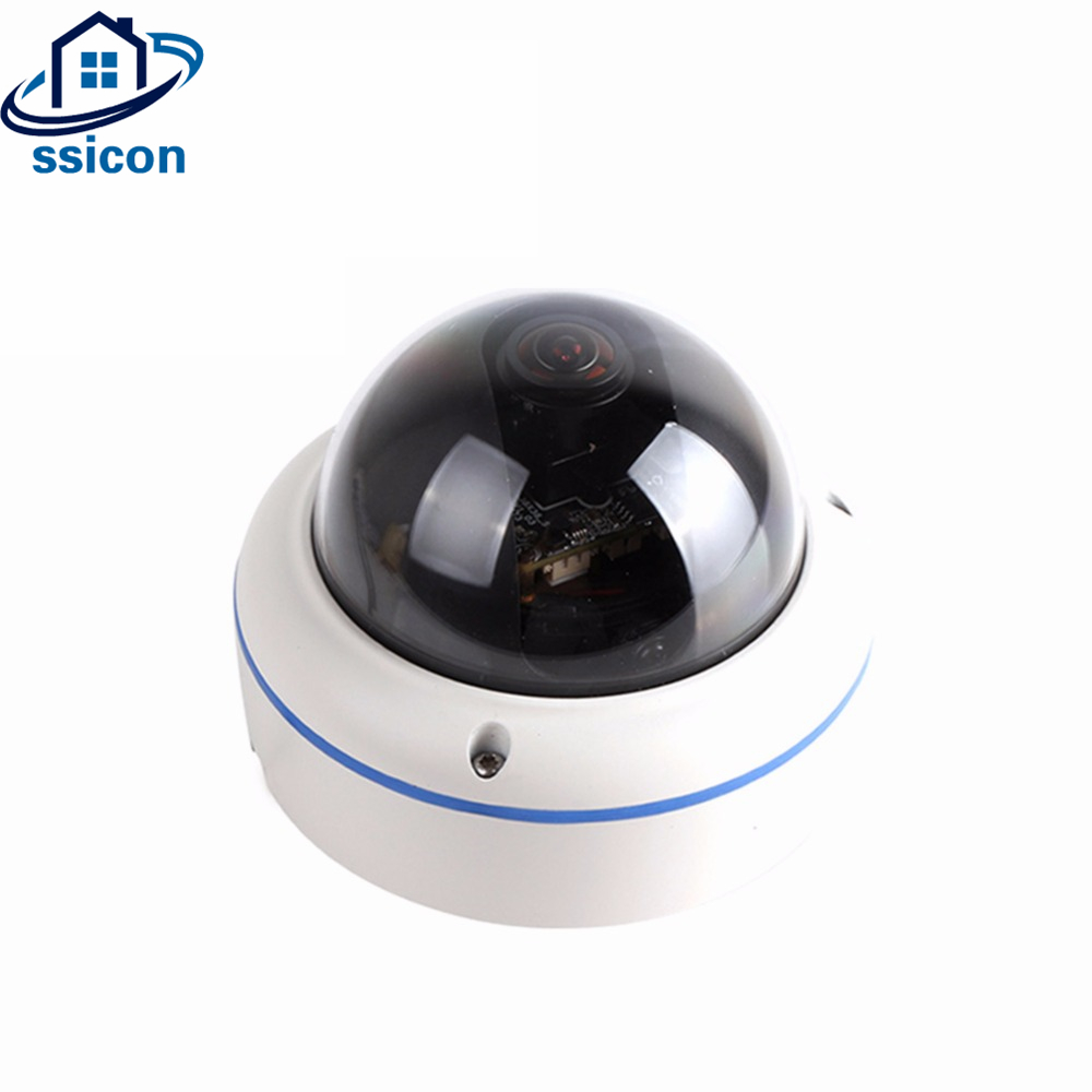 SSICON 2MP SONY IMX291 Sensor Color Day and Night Vision IP Starlight Camera Ultral Low Illumination 0.000lLux Dome 1080P Camera illumination sensor light sensor illumination ball bh1750fvi sending routine