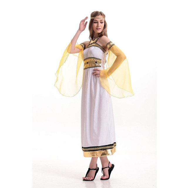 Halloween Exotic Adult Sex Cleopatra Costumes Sexy Women -1487