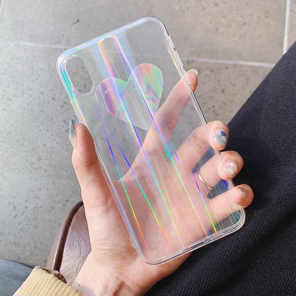KISSCASE Aurora мраморный чехол для телефона для Apple iPhone 7 Plus X XR XS MAX глянцевый мягкий силиконовый прозрачный чехол для iPhone 7 8 6 6S Plus чехлы