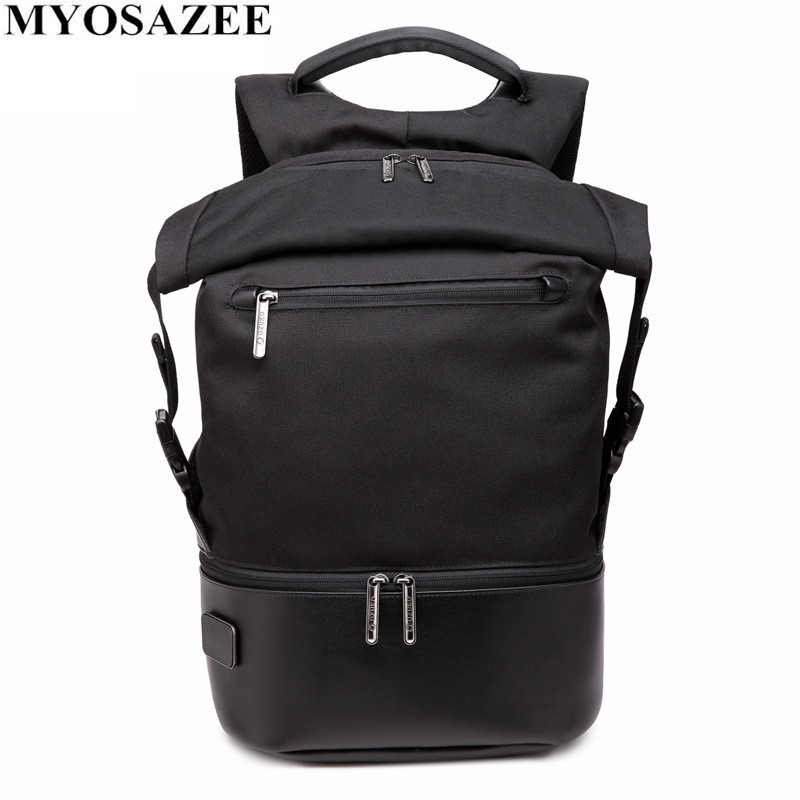 Unisex Light Slim Backpack Women Laptop Backpack Men Cool Urban Backpacks School Bag Leisure Travel Large Capacity Bags