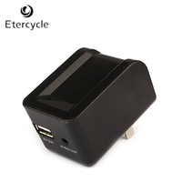 Bluetooth Adapter 3 5mm Audio Music Receiver With USB US Wall Charger