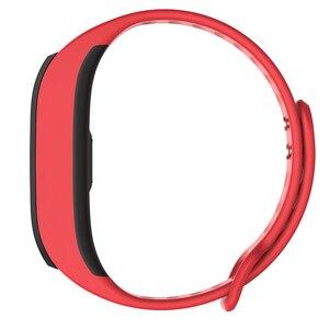 Image 5 - 2019 smart armband fitness tracker Smart armband Wasserdichte Farbe Heart Rate Blutdruck monitor für Android IOS