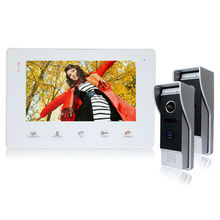 Homefong 7″  Color Video Door Phone Viewer for Home Security Touch Screen Take Photo Call Phone Dual communication