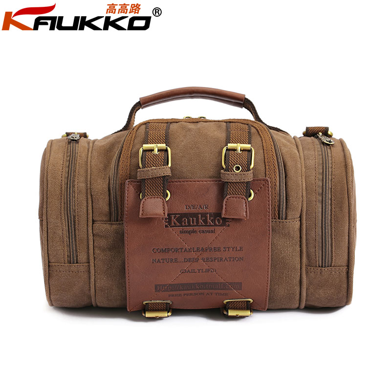 ФОТО Fanny Waist Designer CANVAS Men's waist pack casual bag canvas bag multifunctional small Tote Messenger bag