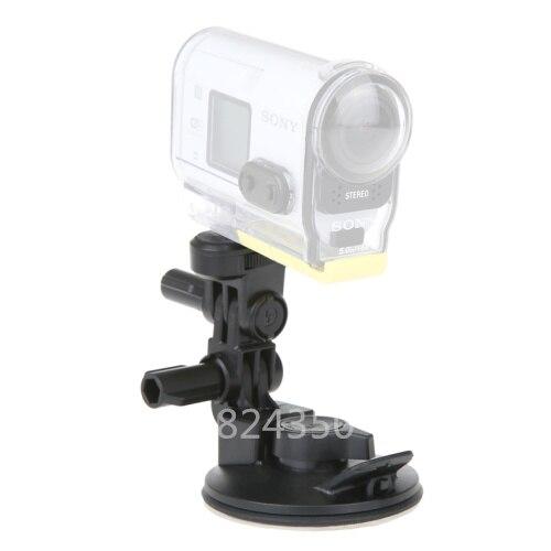 Ventosa para Cámara de Acción Sony AS15/AS30 CAM AS300 AS200V AS50 AS100V AS20 HDR-AS30V HDR-AS200V para gopro