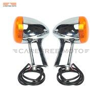 Motosiklet Arka Dönüş Sinyali LED Gösterge Işıkları Moto için Taillight Durumda 883 Harley XL 1200 Sportster 1992-2016