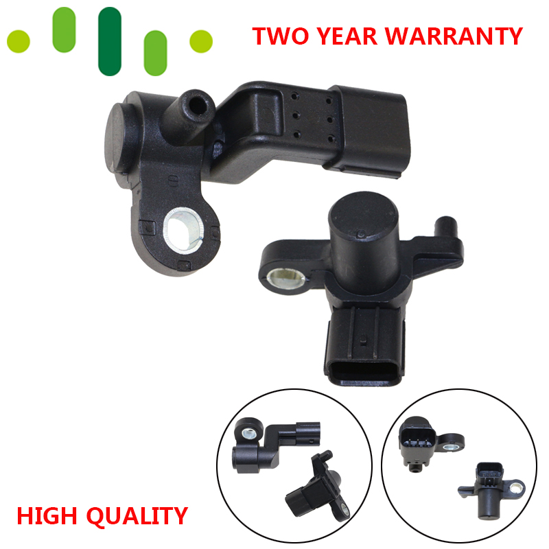 Image 1 - High Quality Set of 2 Camshaft Crankshaft Position Sensor For Honda Civic 2001 2005 L4 1.7L 37500PLC015 37840PLC006-in Crankshaft/Camshafts Position Sensor from Automobiles & Motorcycles