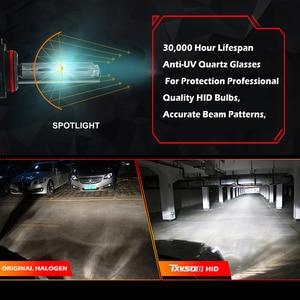 Image 3 - H7 Xenon Birne H1 H3 H4 Xenon Scheinwerfer Ballast kit HID Licht Lampe H11 55 W Scheinwerfer für Motorrad 35 W 9005 9006 9004 9007 H27
