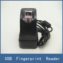 Brand New USB Fingerprint Reader Scanner Sensor ZKT ZK4500 for Computer PC Home and Office , with Retail Box Free Shipping