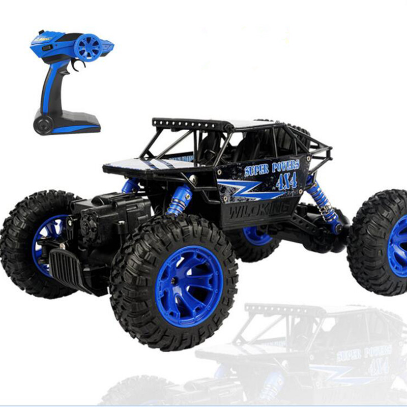 1:18 RC Cars 2.4G Radio Control Remote Control Off-Road Vehicle Toys High Speed Trucks Off-Road Trucks Toys For Children