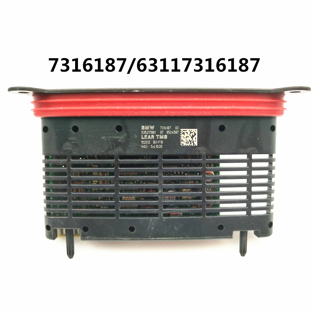 Original used FOR LEAR TMS HID Headlight Driver Module Control Unit 63117316187 BMW 63 11 7 316 187 BIX F10 63117355073-in Car Light Accessories from Automobiles & Motorcycles    1