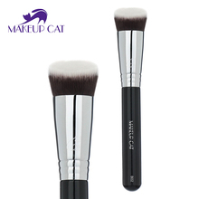 Professional Makeup Brush Women Practical Powder Brushes Angle Foundation Brush Soft pinceis de maquiagem brochas maquillaje B02