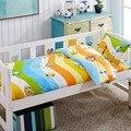 Boa Qualidade Cama Berço Do Bebê Set Infantil Criança Berço Colchão da Cama Edredon Tampa Fronha Recém-nascidos Crianças Melhor Presente