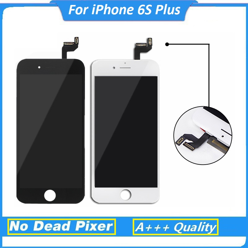 Grande AAA OEM Replacement Screen for font b iPhone b font 6S Plus LCD Display Touch