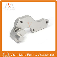 CNC 320MM Brake Disc Adapter Bracket Caliper For Honda CR CRF CRF250R CRF250X CRF450R CRF450X CR125
