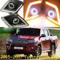 2015~2017 Hilux VIGO fog light,Free ship!Hilux VIGO headlight,camry,Hiace,tundra,sienna,yaris;Hilux VIGO day lamp