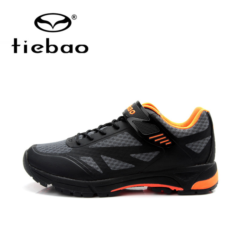 Tiebao Cycling Shoes Bicycle Professional Athletic Shoes Self-Locking Shoes Men MTB Bike Shoes zapatillas de ciclismo tiebao professional bike cycling shoes unisex mtb mountain racing shoes waterproof athletic self locking zapatillas de ciclismo