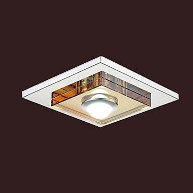 Flush Mount Modern LED Crystal Ceiling Lamp Light With 3 Lights For Living Room Bedroom Lustre Free Shipping lustre flush mount led modern crystal ceiling lamp lights with 1 light for living room lighting free shipping