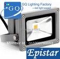Frete grátis DC12v 24 v 20 W 10 W 30 W 50 W 100 W luz de inundação RGB branco quente iluminação branca impermeável ao ar livre lâmpada do projetor