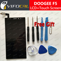 DOOGEE F5 LCD Display + Touch Screen + Tools 100% Original Digitizer Assembly Replacement Repair Accessories For mobile Phone