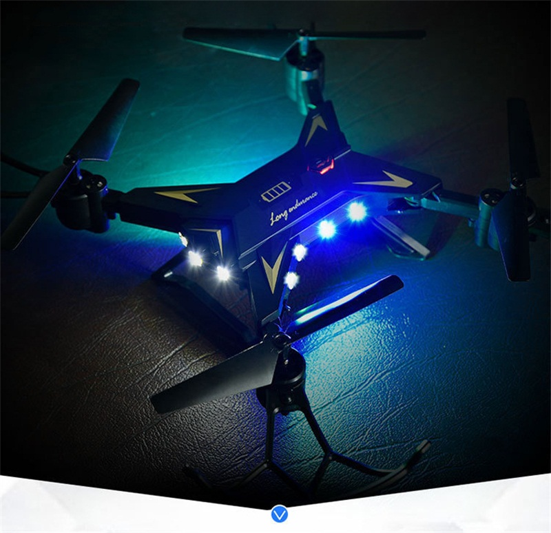 RC Helicopter Drone with Camera HD 1080P WIFI FPV Selfie Drone Professional Foldable Quadcopter  Minutes Battery Life 16