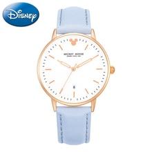 Disney mujeres calendario manos luminosas impermeables de cuarzo grande de  la manera Simple relojes mujer amor Mickey Mouse relo. 2ae651ce9d89