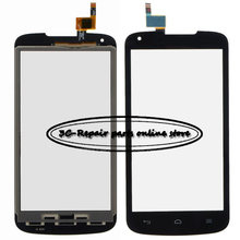 1 STÜCKE Schwarz Touchscreen Digitizer Für Huawei Ascend Y540 digitizer touchscreen-display(China)