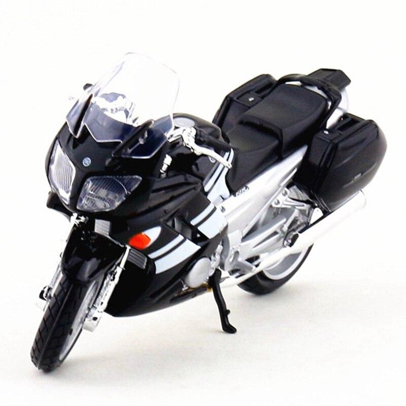Maisto 1:18 Motorcycle Toy FJR1300 Motorbike  Emulation Motor Cycle Models Kids Toys