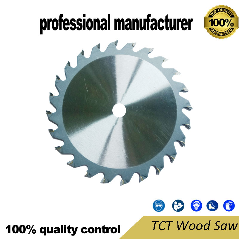 115mm Circular Tct 24teeth Wood Saw Blade For Worx Saw For Wood Pvc Pipe Working From Professional Company At Good Price