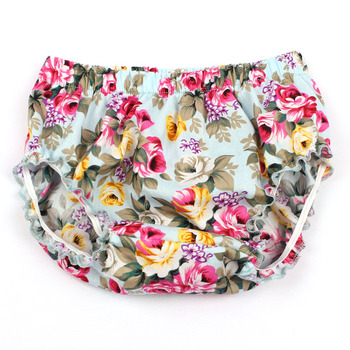 Toddler Infant Baby Summer Floral Cotton Bloomers Little Girl PP Shorts Newborn Beach Panties Baby Clothing 1