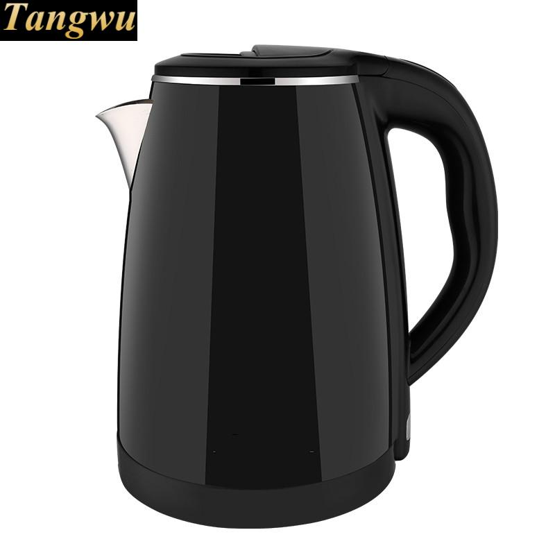 Electric kettle 304 stainless steel dormitory home cooking automatic power - off borner power win 304
