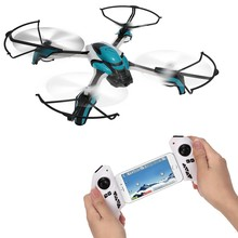 K80 FPV Drone With 2.0MP HD Camera Prevent collision Induction Modular Customization RC Helicopter