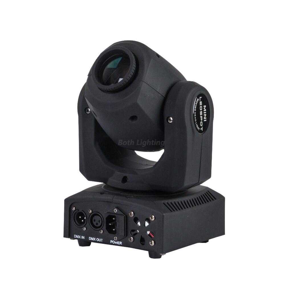 Micro Leistungsstarke Cree 30 watt gobos wirkung bühne beleuchtung LED Moving Head Spot Licht DMX Mini Bühne Lichter Bar Licht - 3