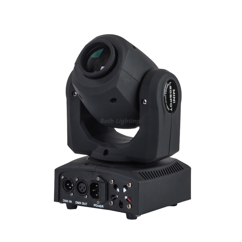 Micro potente Cree 30 W gobos efecto iluminación de escenario LED cabeza móvil punto luz DMX Mini luces de escenario barra de luz - 3