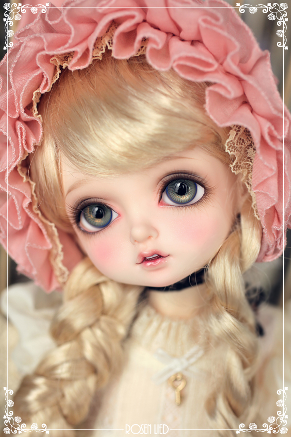 ФОТО 1/4 scale bjd lovely kid sweet cute bjd/sd rosenlied bambi resin figure doll diy model toys.not included clothes,shoes,wig