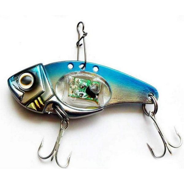Amazing LED Light Flashing Fishing Lure