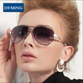 DFMING Famous brand sunglasses women glasses fashion sunglasses brand sunglasses women oculos original sunglass woman UV400