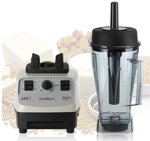 100% Original JTC Omniblend 3HP 38000RPM commercial bar blender food mixer TM-767 juicer ...